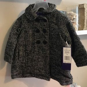 NWT Madden Girl 18 month pea coat